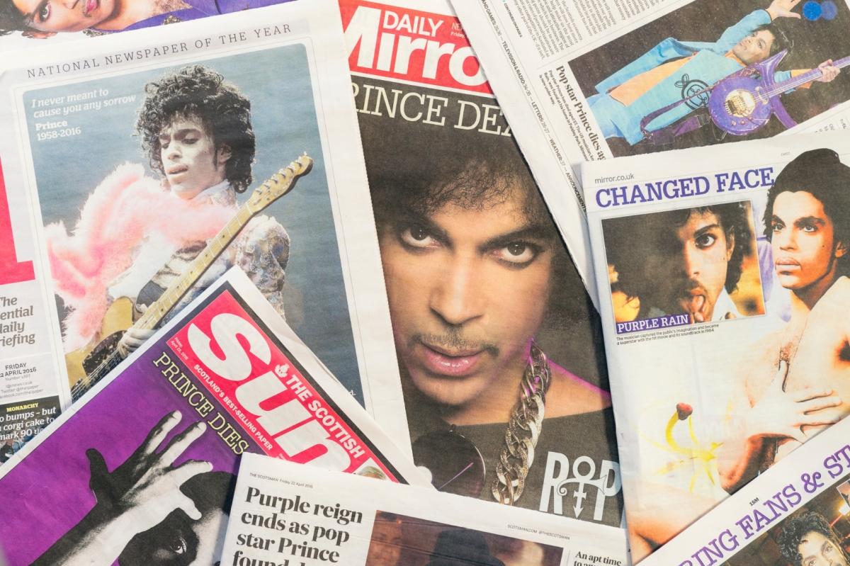 Purple Haze: The uncertain legacy ofPrince