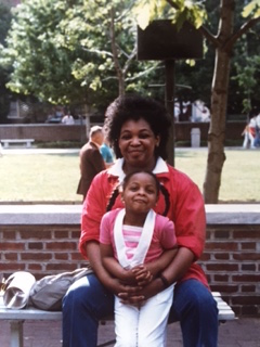 Mommy & Me: How I tried to repay mymom